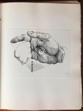 Paul Éluard. Perspectives - Poèmes sur des gravures de Albert Flocon de Paul Éluard