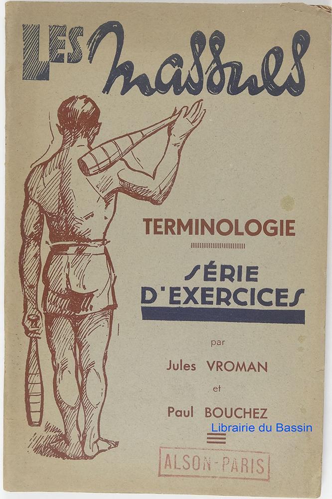 Les Massues - Terminologie - Série d'exercices