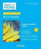 Mémo visuel de biochimie - 2e éd. - Licence / Prépas / Capes - Licence / Prépas / Capes