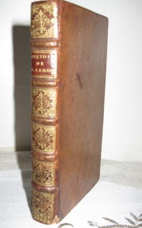 Histoire abrégée de la vie et des ouvrages de Mr Arnauld incluant aussi le Testament spirituel de Messire Antoine Arnauld, et Vers à la louange de Monsieur Arnauld par M. Ménage (une seule pagination)