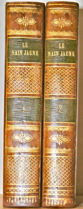 Le Nain Jaune, ou Journal des Arts, des Sciences et de la Littérature. Le Nain Jaune réfugié. Le Nain tricolore. d'ETIENNE, DE JOUY, ARNAULT, MERLE, HAREL, FEVRE-DURUFLE... CAUCHOIS-LEMAIRE