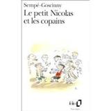 Le Petit Nicolas et les copains (Collection Folio junior) - Gallimard