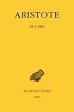 De l' Âme - Belles Lettres - 15/12/2002