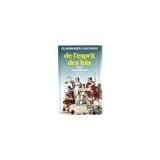 L'ESPRIT DES LOIS. Tome 2 by Montesquieu (1991-08-02) - Editions Larousse - 02/08/1991