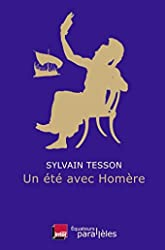 Un été avec Homère de Sylvain Tesson