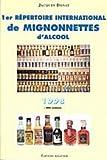 Repertoire Mignonnettes 1998