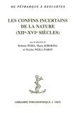 Les confins incertains de la nature (XIIe-XVIe siècle)