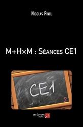 M+H×m - Séances CE1 de Nicolas Pinel