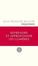 Esquisses de Jean-François Billeter