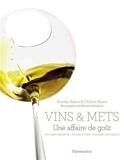 Vins & mets - Une affaire de goût by Nicolas Rebut;Chihiro Masui(2012-11-14) - Flammarion - 01/01/2012
