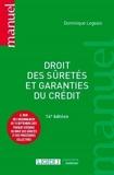 Droit des sûretés et garanties du crédit - À jour des ordonnances du 15 septembre 2021 portant réforme du droit des sûretés et des procédures collectives 2021