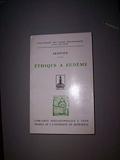 Éthique à Eudème - J. Vrin
