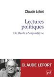 Lectures politiques - De Dante à Soljenitsyne