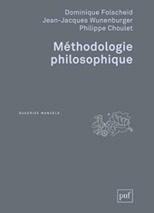 Méthodologie philosophique de Philippe Choulet