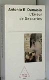 L'erreur de descartes - Odile Jacob - 23/12/2000