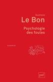 Psychologie des foules (Quadrige) - Format Kindle - 7,99 €