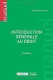 Introduction générale au droit (2021)
