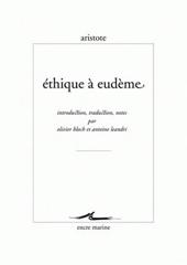 Éthique à Eudème d'Aristote