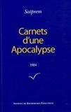 Carnets d'une Apocalypse - Tome 4 (1984)
