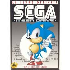 Le livre officiel Sega Mega Drive