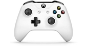 Xbox Manette sans Fil pour Xbox One - Blanc