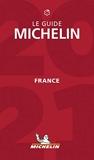 France - Le guide MICHELIN 2021 - Michelin - 21/01/2021