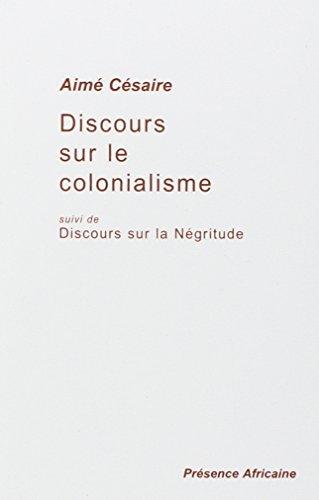 Discours sur le colonialisme, suivi de