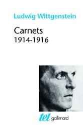 Carnets - (1914-1916) de Ludwig Wittgenstein