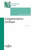 L'argumentation juridique - 5e Ed.