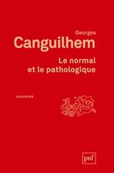 Le normal et le pathologique de Georges Canguilhem