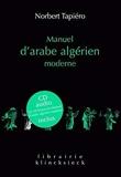 Manuel d'arabe algérien moderne