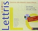 LE NOUVEAU LETTRIS - Coffret complet de Béatrice Fraenkel ,Marie-Alix Girodet ,Jean-Pierre Leclere ( 22 décembre 2003 ) - 22/12/2003