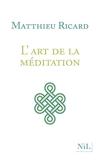 L'Art de la méditation - Nil (Editions) - 22/11/2018