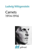 Carnets, 1914-1916 by Ludwig Wittgenstein(1997-03-21) - Editions Gallimard - 01/01/1997