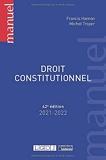 Droit constitutionnel (2021)