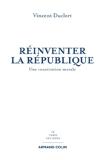 Réinventer la République - Une constitution morale