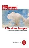 L'air et les songes - Essai sur l'imagination du mouvement de Gaston Bachelard ( 9 septembre 1992 )