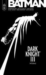Batman - Dark Knight III intégrale- Edition Black Label d'Azzarello Brian