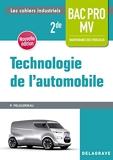 Technologie De L'automobile 2de Bac Pro Mv - Pochette élève (2018)