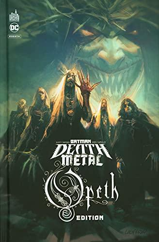 Batman Death Metal #4 Opeth Edition, tome 4