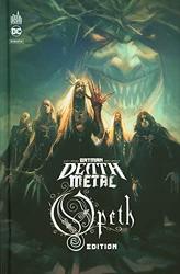 Batman Death Metal #4 Opeth Edition, tome 4 de Snyder Scott