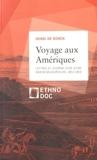 Voyage aux Amériques - Journal et correspondance, 1852-1854