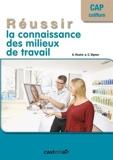 Réussir la connaissance des milieux de travail CAP coiffure by Delagrave (2014-04-29) - Delagrave - 29/04/2014