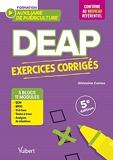 DEAP - Exercices corrigés pour les auxiliaires de puériculture - QCM, QROC, analyses de situations / Conforme au nouveau référentiel AP