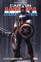 Captain America T01 - Hiver américain de Ta-Nehisi COATES
