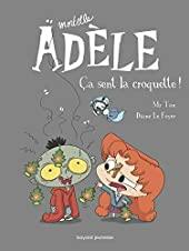 Mortelle Adèle, Tome 11 - Ça sent la croquette ! de M. TAN