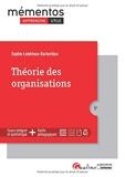 Théorie des organisations - Gualino Editeur - 08/09/2020