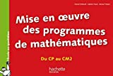 Travailler par cycles en mathématiques - A l'école, de la petite section au CM2