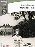 Mémoire de fille - Gallimard - 20/10/2016