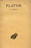 Le sophiste - LES BELLES LETTRES